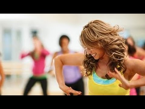 Dance Fitness Aerobic Workout – 1 Hour Class For Weight Loss Beginners Level