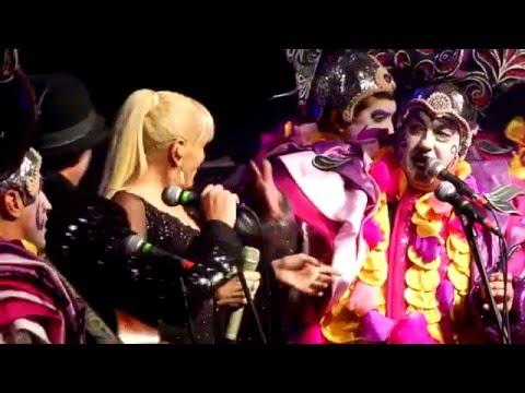 Valeria Lynch feat. Patos Cabreros - Ámame en camera lenta ( Uruguay - Palacio Peñarol 2016)
