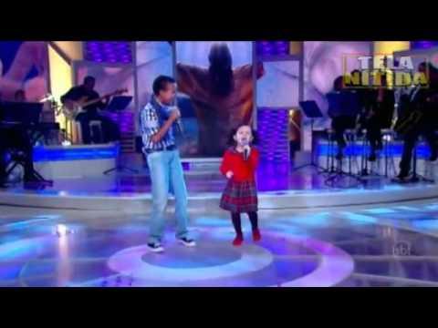 JOTTA A e MILENA   Sonda me !!    Jovens Talentos Kids