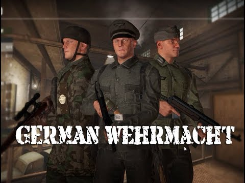 Day Of Infamy  German Wehrmacht All Units