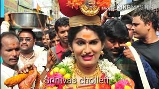 Secunderabad Bonalu ~ Ujjaini Mahankali Bonalu 2016 ~ Jogini Syamala and Jogini Kranthi and Others