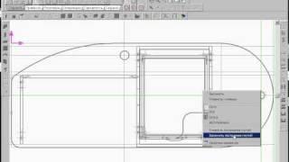 Базис-Мебельщик 7.0 Конструирование стола Часть 3