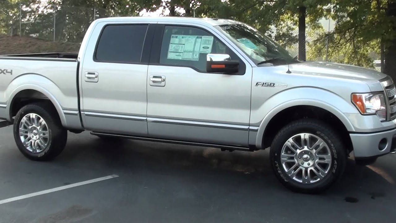 for sale new 2011 ford f 150 platinum stk 110029 youtube. Black Bedroom Furniture Sets. Home Design Ideas