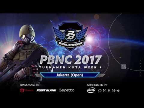 Final PBNC 2017 Jakarta (Open 1)