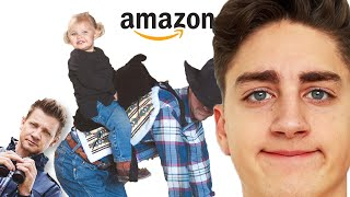 The Weird Side Of Amazon