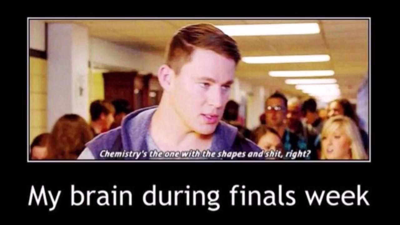 Finals Week Meme Matrix Relatable Finals Week ...