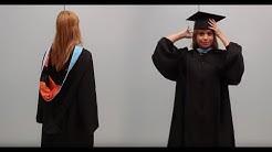 Cmo ponerse la toga?-Graduacin Universidad del Turabo