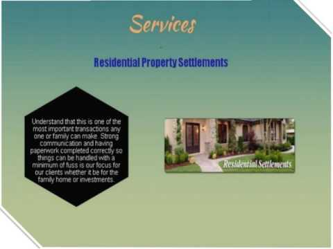 Settlement Agents Consultants in Midland