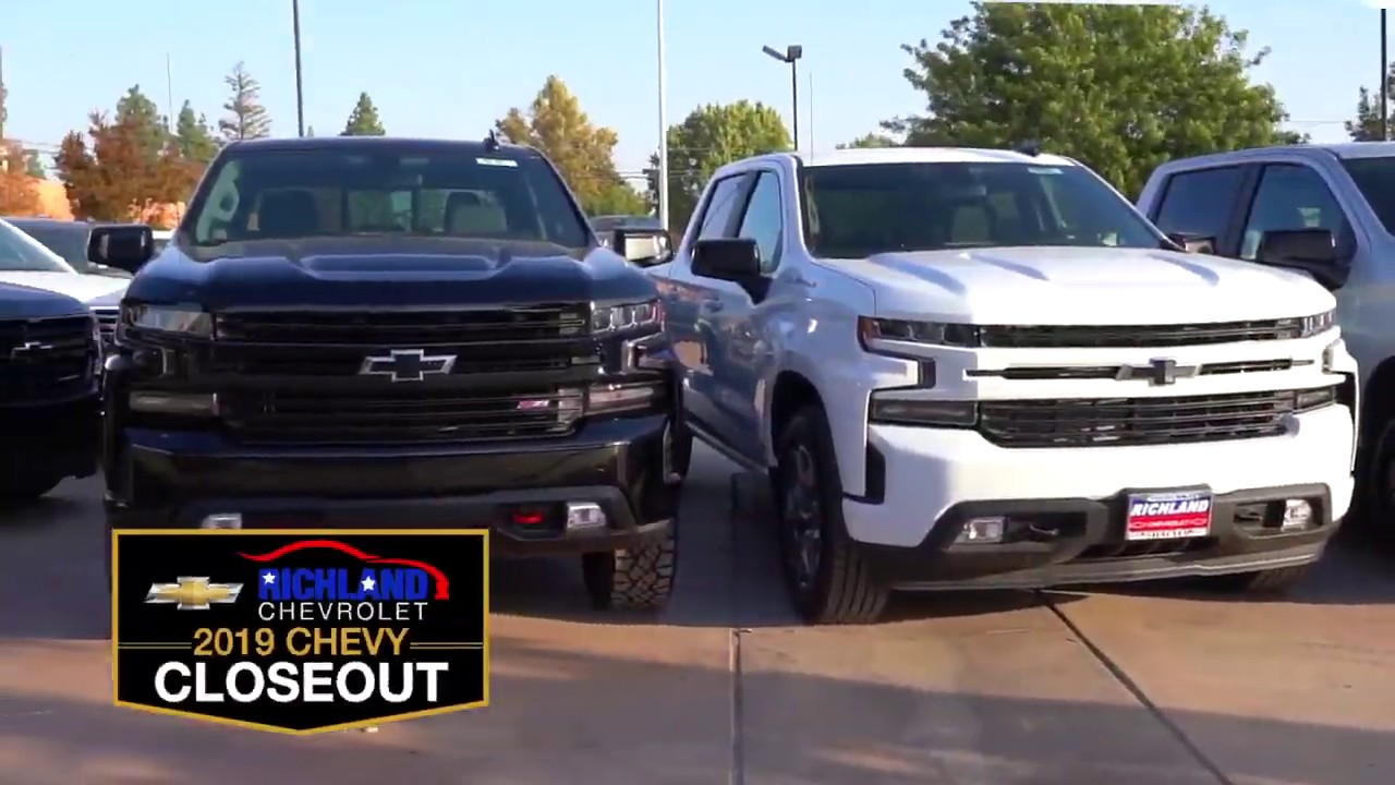 Richland Chevrolet In Shafter Serving Bakersfield Wasco Oildale Chevrolet Customers