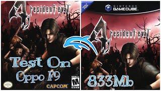 Resident Evil 4: Real Test On Oppo F9