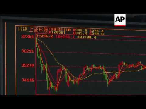 Chinese Markets Rise After Trump Win