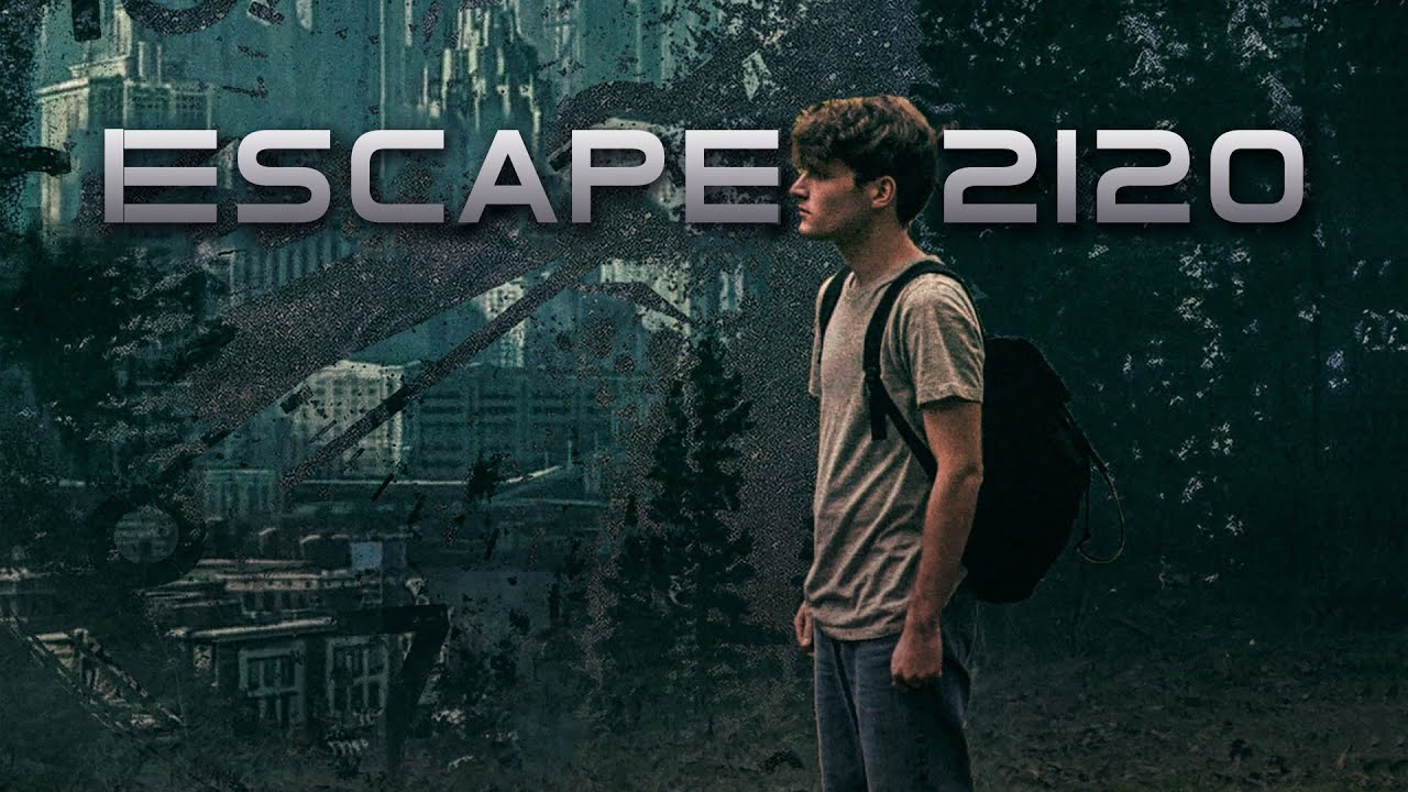 Escape 2120 (2020) | Full Movie | Edward Pritchard | Samantha Ipema | Paul Kandarian