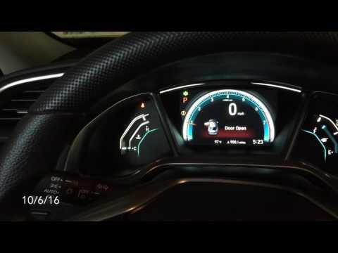 2016 Honda Civic start up grinding noise