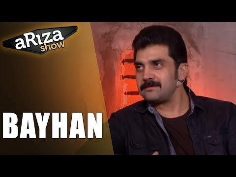 aRıza Show| Popstar Bayhan aRıza Show'da