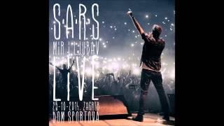 S.A.R.S. - Praštaj (Live at Dom sportova Zagreb)