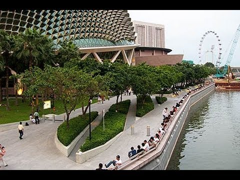 Marina Bay, Singapore, HD Experience