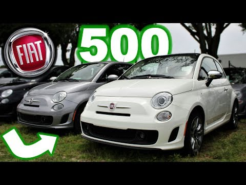 2019 Fiat 500 Lounge Review | The MOST Fun for the Price?