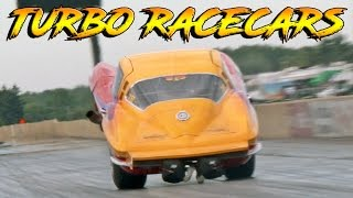 TURBO POWERED RACECARS - COMPILATION VIDEO