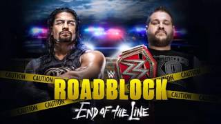 Noseblock (Roadblock Review): SteelChair Shot