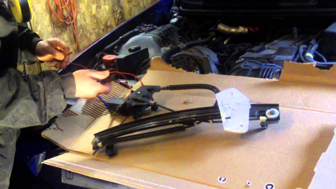 Testing A Power Window Motor And Regulator Youtube 65 Mustang Voltage At Fuse Box