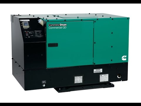 Cummins Onan Quiet Diesel Generators Cummins Inc