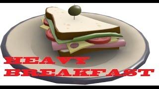 [Gmod] - TF2 Heavy Breakfast Machine