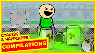 Cyanide & Happiness Compilation - #5 Mp3