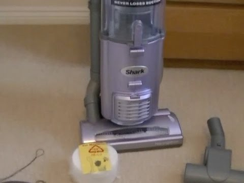 Shark Vacuum Models >> Shark Navigator NV22 Upright Vacuum Cleaner unboxing & first look - YouTube