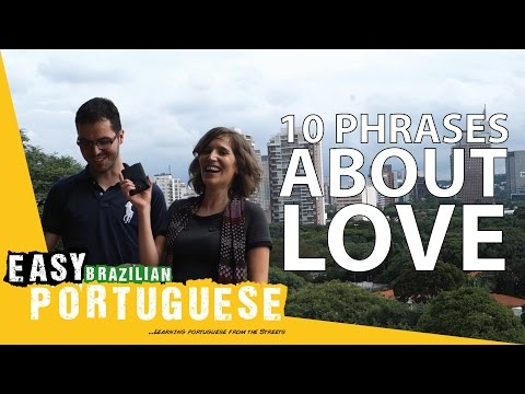 10 phrases about love - Easy Brazilian Portuguese Basic Phrases (16)