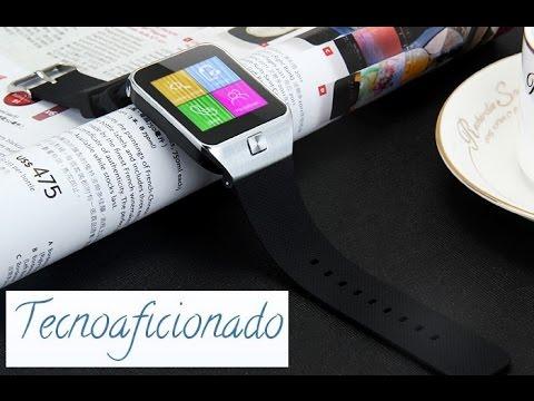Smartwatch S28 - Review en Español