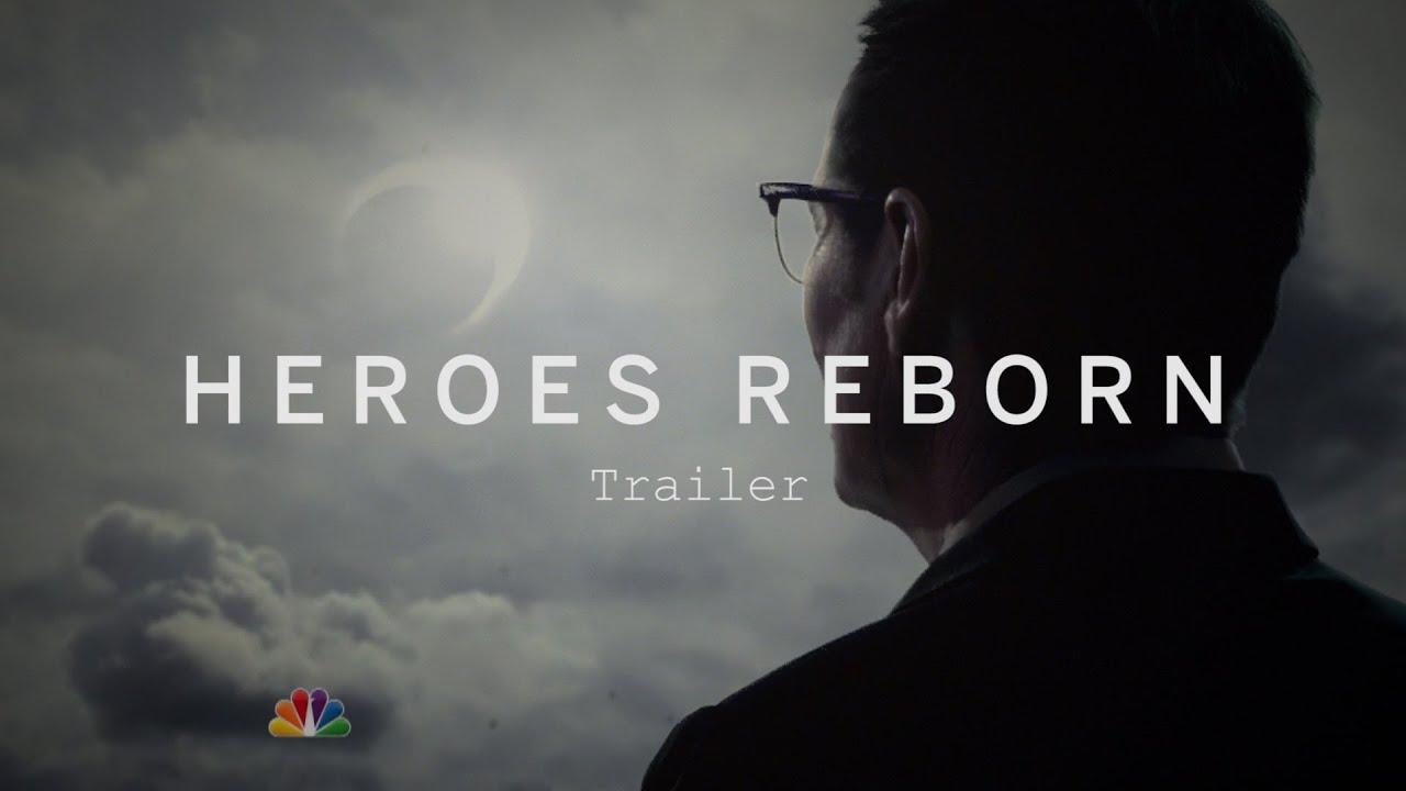 Download HEROES REBORN Trailer | Festival 2015