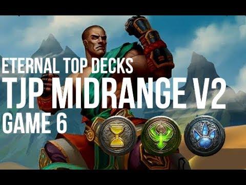 Eternal Top Decks - TJP Midrange v2   Game 6 (ETS Invitational 1st)
