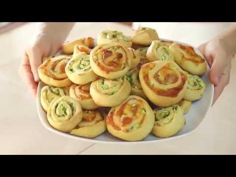 girelle-alle-zucchine-ricetta-facile-senza-burro-e-senza-uova---zucchini-swirls-easy-recipe