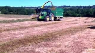 Silage in Kilkenny - Noel Delaney Agri Services