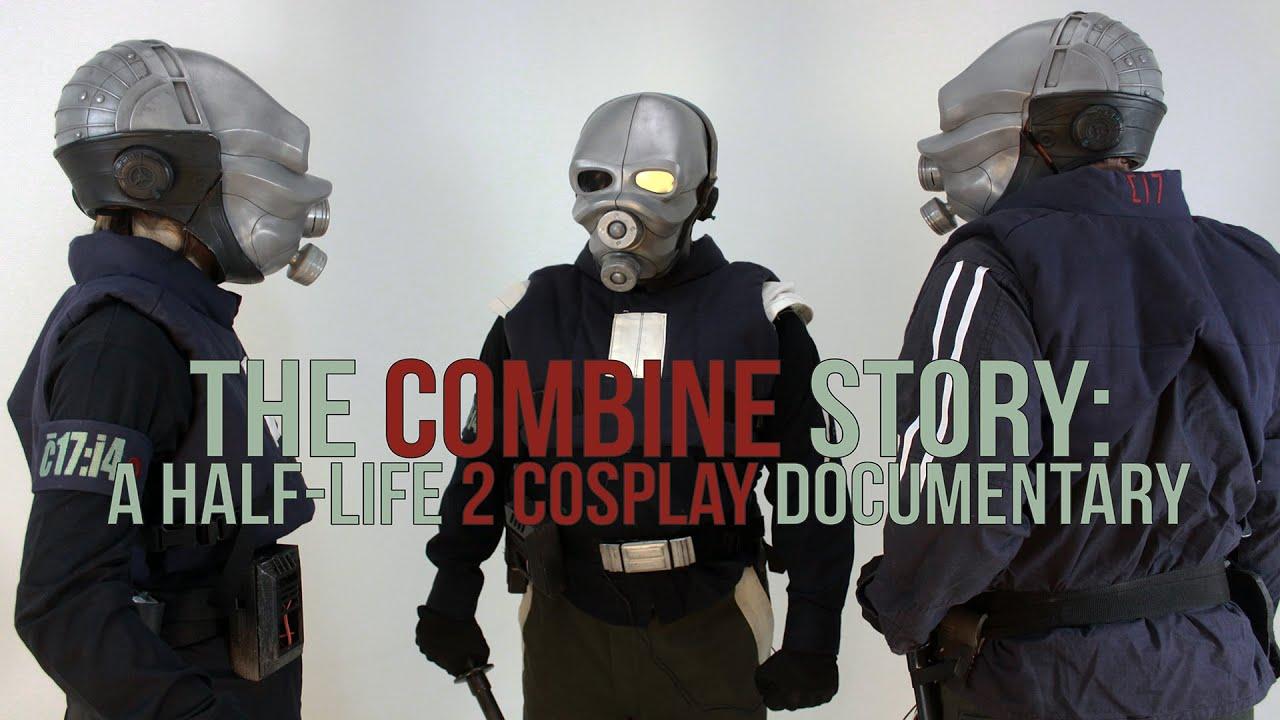 Half Life 2 Combine Cosplay