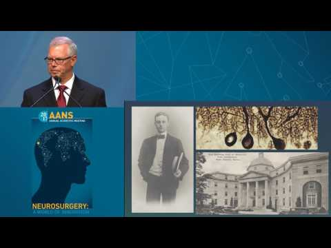 Presidential Address from the 2017 AANS Annual Scientific Meeting - Frederick A. Boop, MD, FAANS