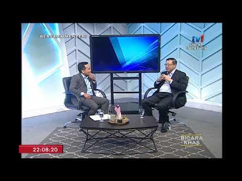 BICARA KHAS: BERSAMA MENTERI KEWANGAN MALAYSIA –YB LIM GUAN ENG [3 JUN 2018]