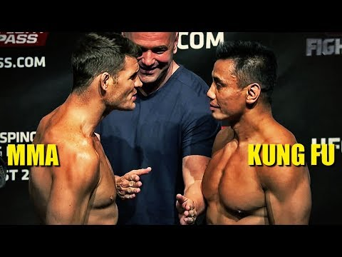 Is Kung Fu SH#T for Fighting? | KUNG FU vs MMA Which is BETTER?