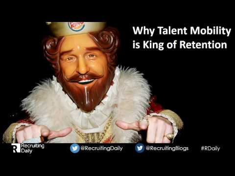 Why Talent Mobility is King of Retention