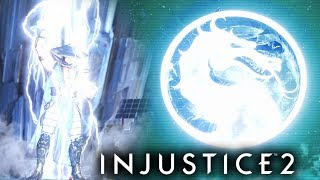 RAIDEN DLC IS HERE AND HE HAS THE BEST SUPER OMG | Injustice 2 ENDING #13