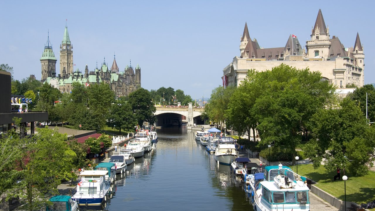 Ottawa Canadas Capital Portuguese – Ottawa Tourist Attractions Map