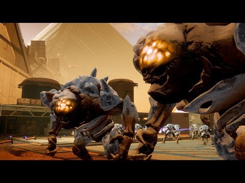 Bungie Developer Insights – Escalation Protocol