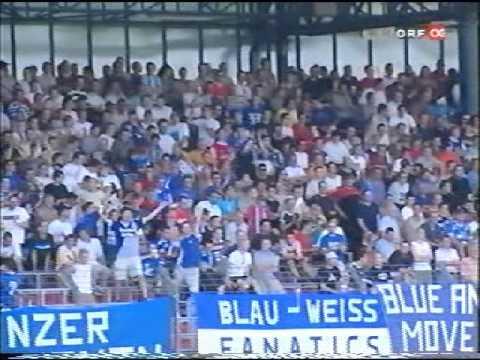 Fc Blau Weiss Linz Vs Bsv Bad Bleiberg 24 12 6 2003 Orf Oö