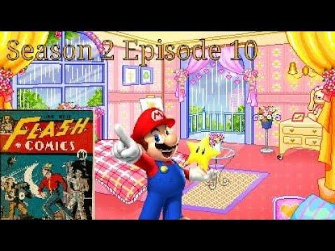 M&TMK S2 E10 Mario 's Port Of Comics