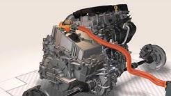 2016 Chevy Volt Powertrain Animation