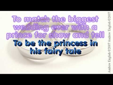 Mattybraps Royal Wedding Song Lyrics On Screen