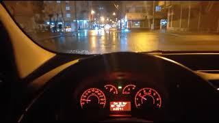 Araba snep gece gezmeler