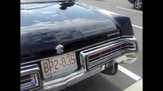 1973 BUICK ELECTRA 225 HARDTOP - TRIPLE BLACK DEUCE & A QUARTER