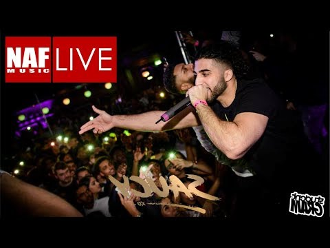 B Young, NSG & Ramz LIVE | Leicester