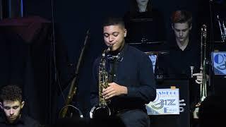 OHS Jazz Ensemble (Jazz I) - 2019Jan13 -02